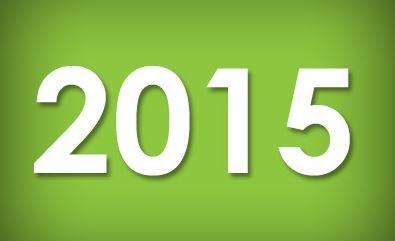 2015 money goals